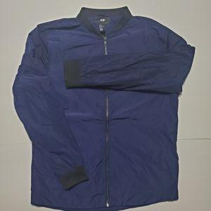 H&M - Nylon Bomber Jacket